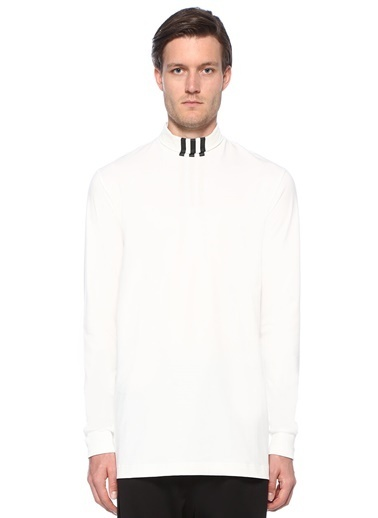 Y-3 Sweatshirt Beyaz